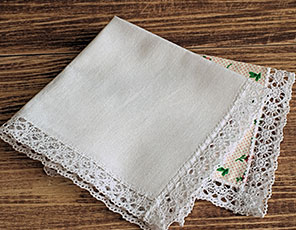 Handkerchief Cleaning