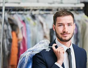 Jacket Dry Cleaning